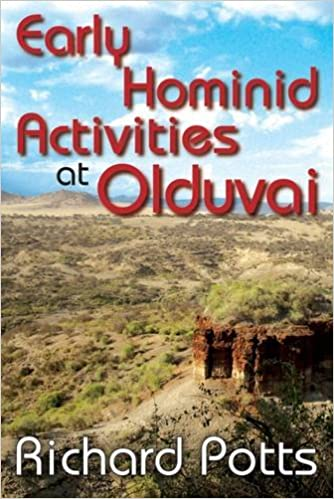 Early Hominid Activities at Olduvai (Foundations of Human Behaviour)