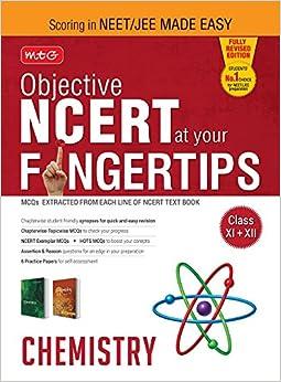 Objective NCERT at your Fingertips for NEET-JEE - Chemistry price comparison at Flipkart, Amazon, Crossword, Uread, Bookadda, Landmark, Homeshop18