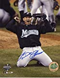 MIGUEL CABRERA FLORIDA MARLINS WORLD CHAMPS SIGNED AUTOGRAPHED 8X10 W/COA