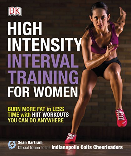 High-Intensity Interval Training for Women: Burn More Fat in Less Time with HIIT Workouts You Can Do Anywhere (Best Tabata Exercises For Fat Loss)