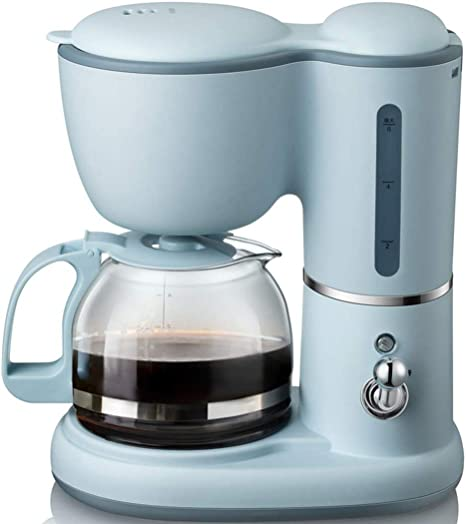 Dsnmm Mini Máquina de café American Home Cafetera 3 5