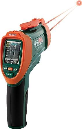Extech VIR50 Termómetro con vídeo de IR
