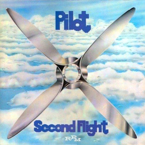 CD : Pilot - Second Flight (CD)