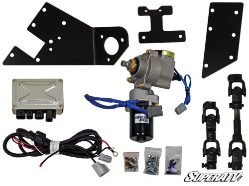 Honda Pioneer 500 Power Steering Kit EZ-Steer by SATV (Image #1)