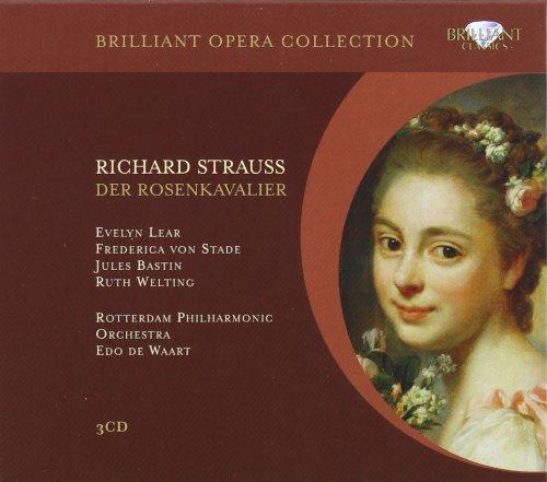 CD : Edo de Waart - Der Rosenkavalier (CD)