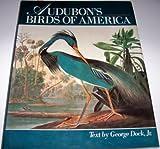 Audubon's Birds of America, John James Audubon, 0884860094