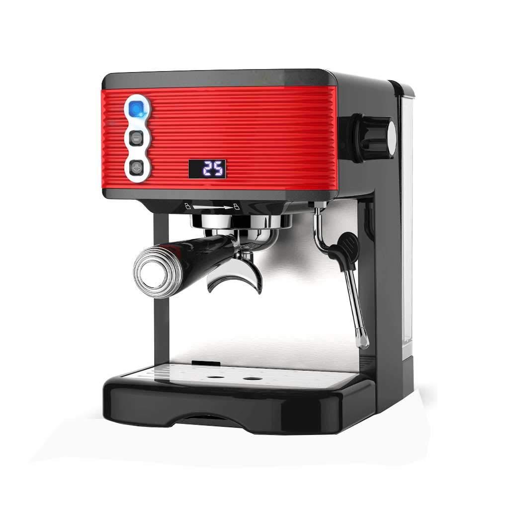 コーヒーマシンホーム小型の半自動濃縮オフィススチーム   B07HF22VC2