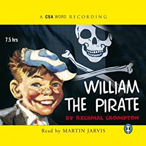 William - The Pirate Audiobook
