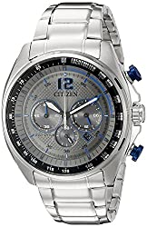 Citizen Men's CA4190-54E Drive from Citizen Eco-Drive Silver-Tone Watch