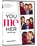 DVD : You Me Her - Season 1