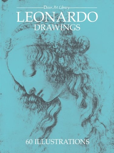 Leonardo Drawings (Dover Fine Art, History of ()