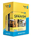 Learn Spanish: Rosetta Stone Bonus Pack (12 Month Subscription + Book Set)