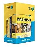 Software : Learn Spanish: Rosetta Stone Bonus Pack (12 Month Subscription + Book Set)