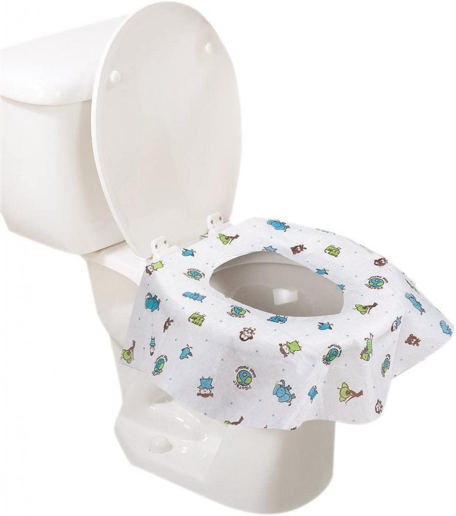 Summer Infant Keep Me Clean Disposable Potty Protectors New Free Sh 20 Count