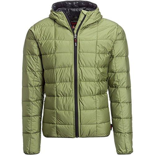 Western Mountaineering Flash XR Down Jacket - Men's Sage, M (Mens Down Jacket 850 Fill)