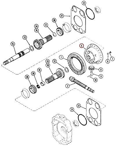 Case Backhoe Wiring