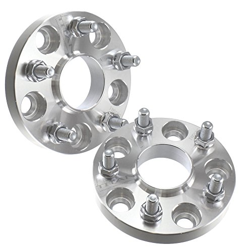 (2) 20mm Hubcentric Wheel Spacers for Nissan Infiniti Q50 G35 G37 350z 370z Altima Maxima 66.1 hub - 20 Mm Wheel Spacer