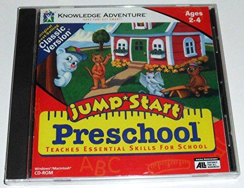 HAVAS JUMPSTART PRESCHOOL CLASSIC ( 02234 ) (Things That Start With J For Kids)