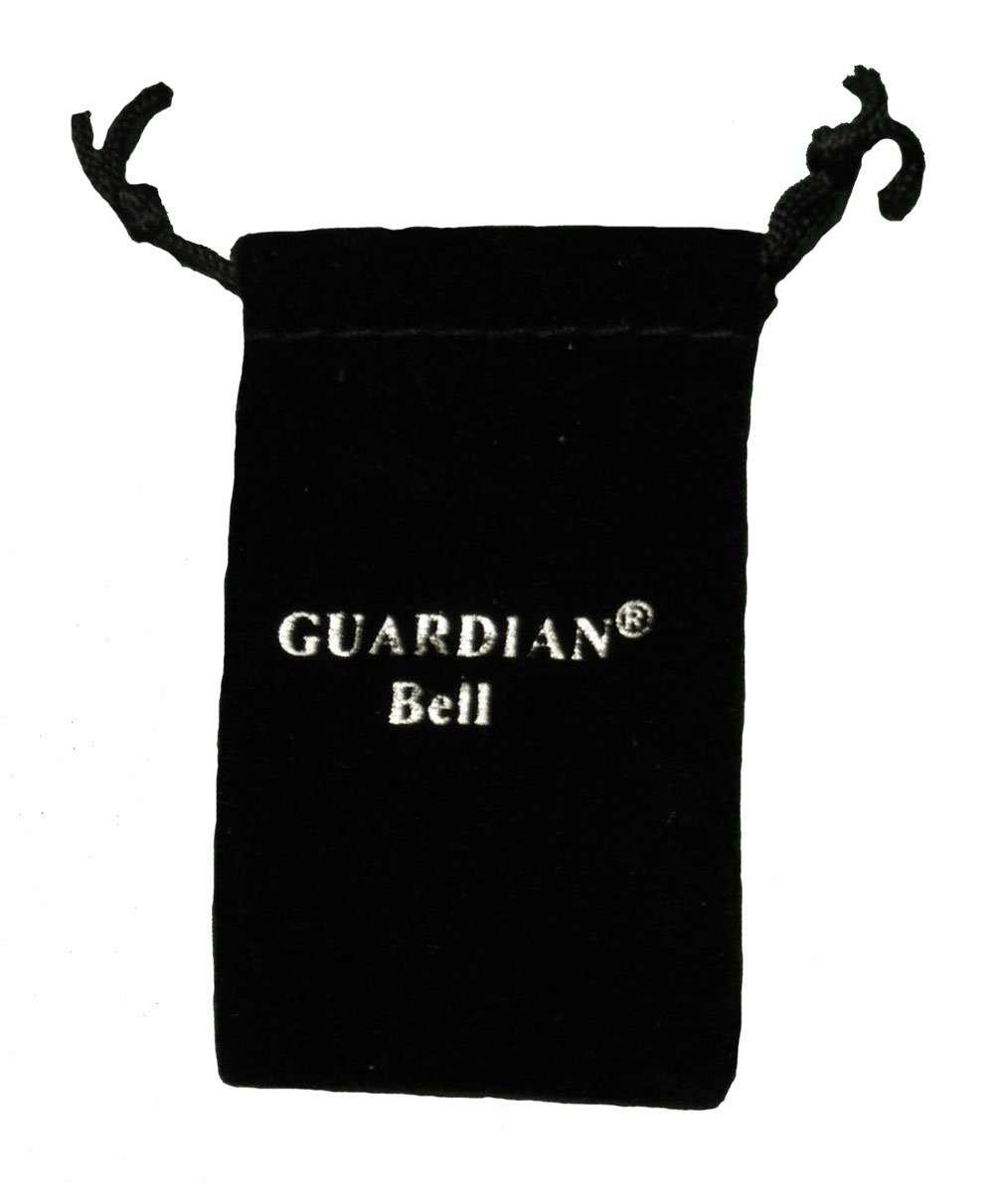 Guardian® Mustang Horse Motorcycle Biker Luck Gremlin Riding Bell or Key Ring