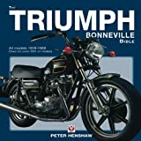 The Triumph Bonneville Bible, Peter Henshaw, 1845843983