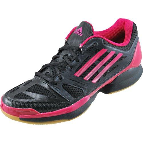 Donna Adidas Adizero Pazzo Pallavolo Nero / Fsc Taglia 11m