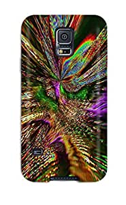 DwcGFmh4898RqkmD Snap On Case Cover Skin For Galaxy S5(artistic)