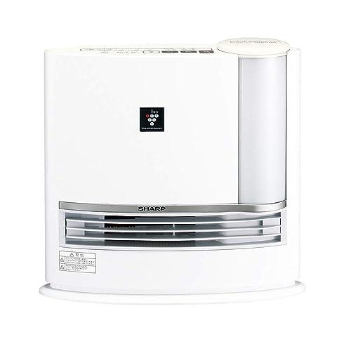 自動洗浄で清潔を保つSHARP「加湿セラミックファンヒーター HX-J120」