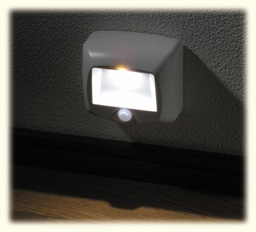 Battery-powered LED sensor light ( indoor ) MCHP-LAM [並行輸入品] B01LWZO776
