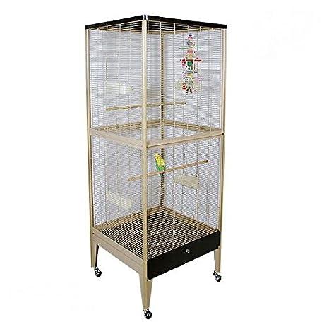 Montana Cages | voliere, jaula, Pájaro voliere Happy Home Choco de ...