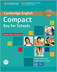 Compact Key for Schools Student's Book without Answers