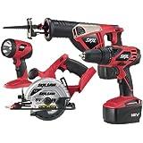 SKIL 2888-10 18-Volt 4-Tool Combo Kit
