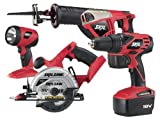 Skil Power Tool Combo Kits Review and Comparison