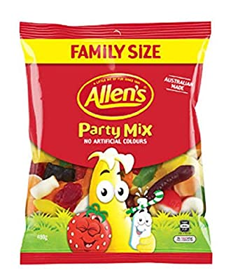 Allen's Party Mix Family Size 486gr