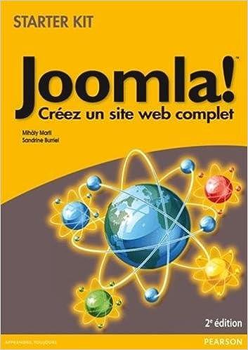 Lire Joomla!  2e édition - Créez un site web complet pdf