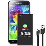 Best Galaxy S5 Batteries - Galaxy S5 Battery, IBESTWIN 2800mAh 3.85V Li-ion Battery Review