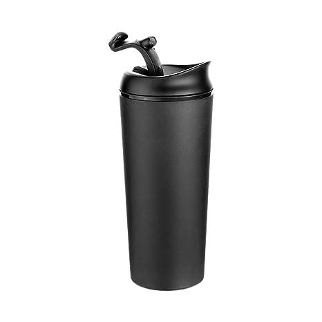 Primeway Artiart Suction Coffee Mug World's Unique Mug that won't fall over Black Cups, Mugs & Saucers at amazon