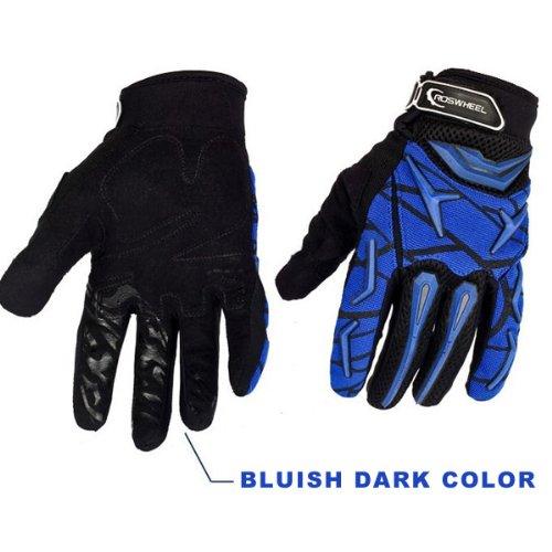 ROSWHEEL Bike Cycling Full Finger Gloves Outdoor Gloves.