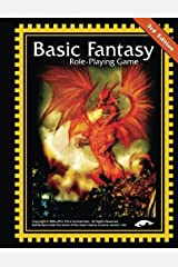 Basic Fantasy Role-Playing Game 3rd Edition Paperback