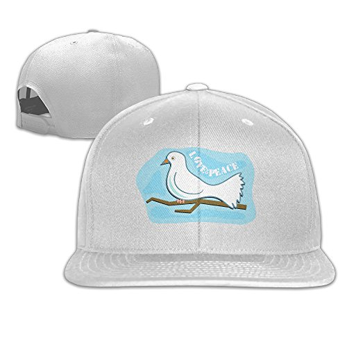 custom-hiphop-cap-love-and-peacepigeon-adjustable-light-outdoor-unisex