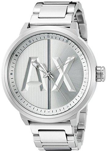 Armani Exchange Men's AX1364  Silver  Watch
