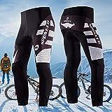 sponeed Bike Compression Pants Winter Biking