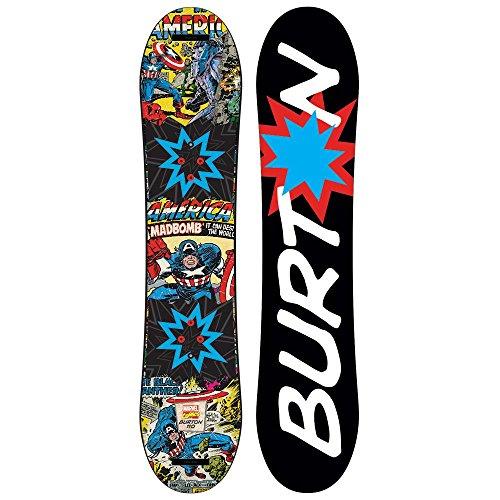 Burton Chopper LTD Marvel Snowboard Little Kids