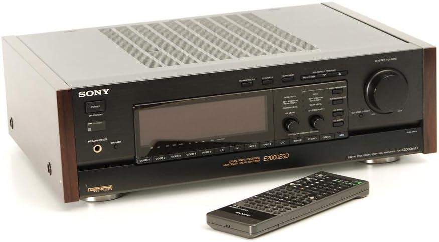 Sony TA de S 2000 ESD AV de preamplificador: Amazon.es: Electrónica