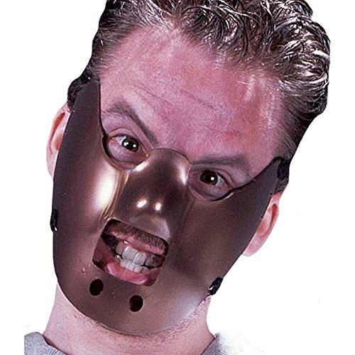 Maximum Restraint Mask Adult Std