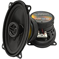 Harmony Audio HA-R46 Car Stereo Rhythm Series 4x6 Replacement 120W Speakers