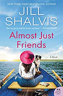 Book Cover: Almost Just Friends: A Novel
