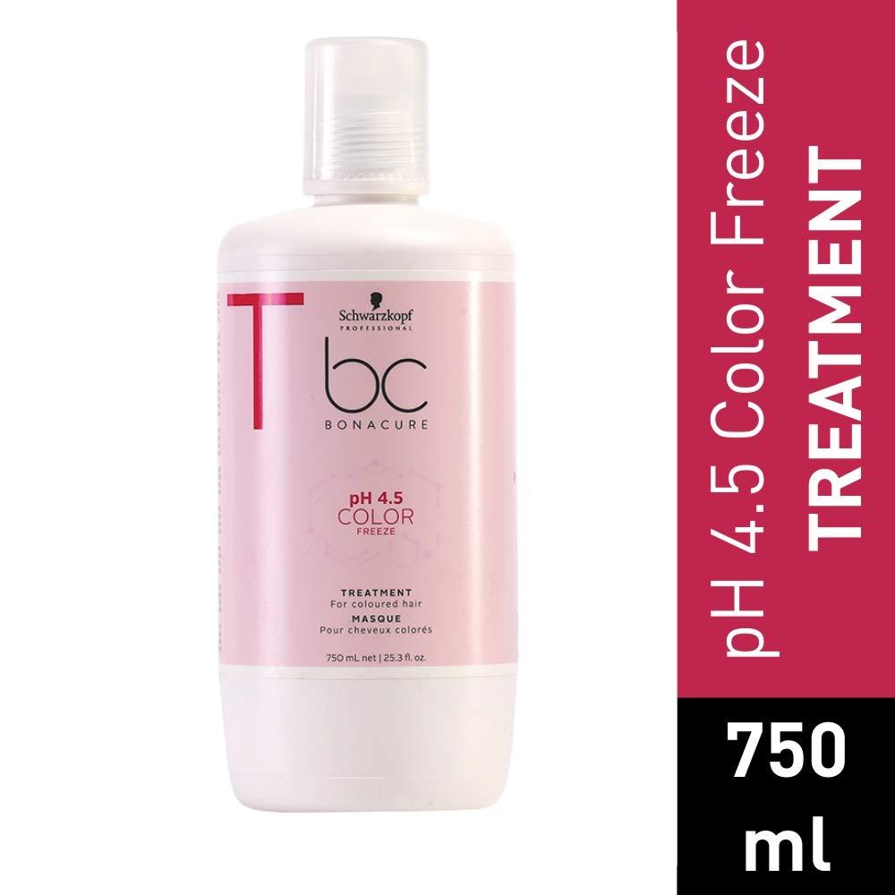 BC Bonacure by Schwarzkopf PH 4.5 Color Freeze Treatment 750ml