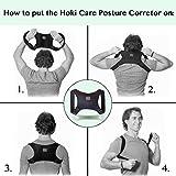 Hoki Care Posture Corrector Device For Men & Women