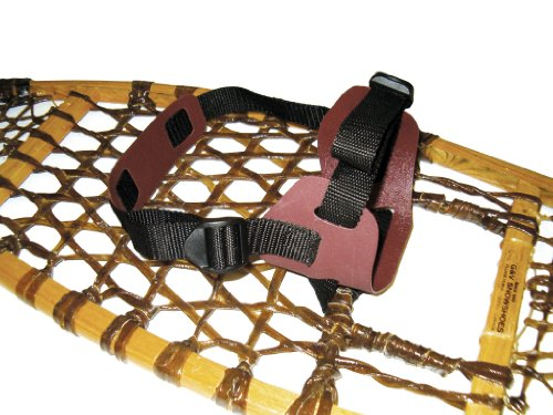 GV Snowshoes Sandal Style Snowshoe Bindings by GV Snowshoes