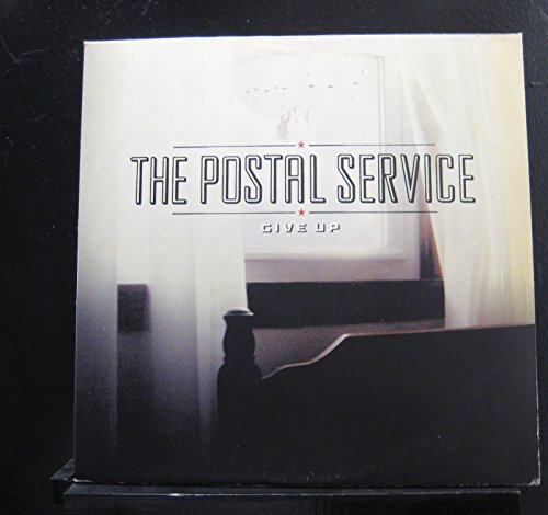 The Postal Service: Give Up (Free MP3) Vinyl LP